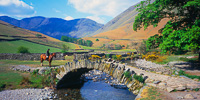 Wasdale Head & Pillar, Cumbria, England.