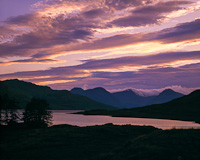 Loch Arklet, The Trossachs, Stirling, Scotland.