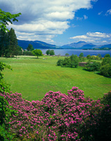 Duck Bay, Loch Lomond, Argyll & Bute, Scotland.