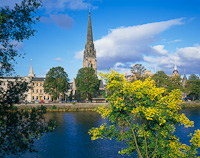 Perth, Perth & Kinross, Scotland.