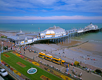 Eastbourne, East Sussex, England.
