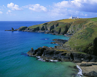 Lizard Point, Cornwall, England.