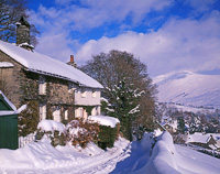Robin Lane, Troutbeck, Windermere, Cumbria, England.