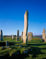 Callanish Stone Circle, Lewis, Outer Hebrides, Scotland.
