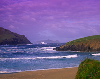 Clogher Beach, The Dingle, Co. Kerry, Eire.