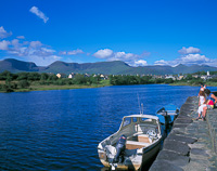 Sneem, Co. Kerry, Eire.