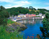 Glandore, Co. Cork, Eire.