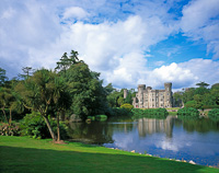 Johnstown Castle, Co. Wexford, Eire.