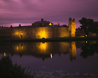 Enniskillin Castle, Co. Fermanagh, Northern Ireland.