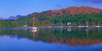 Windermere & The Langdales, Cumbria, England.