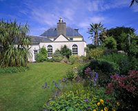 Colonsay House, Colonsay, Scotland.