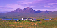Paps of Jura from Islay, Argyll & Bute, Scotland.
