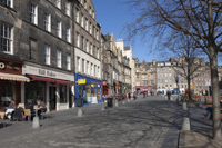 Grassmarket, Edinburgh, Scotland.