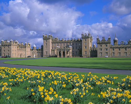 This Picture Of Floors Castle Nr Kelso The Borders Scotland This
