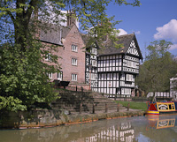 The Packet House, Worsley, Nr. Manchester, England.