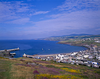 Peel, Isle of Man.