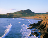 Whitesands Bay & St Davids Head, Pembrokeshire, South Wales.