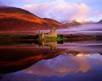 Kilchurn Castle, Loch Awe.