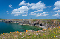 Stackpole Head, Pembrokeshire, Wales.