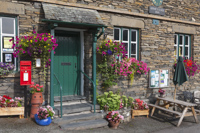 The Old Post Office, Troutbeck, Windermere, Cumbria, England.